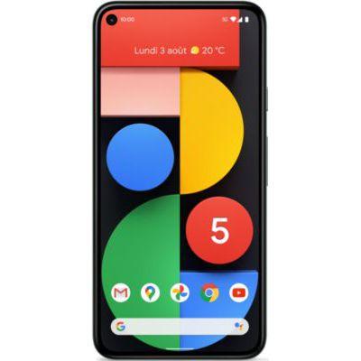 image Smartphone Google Pixel 5 128GB Noir