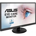 "image produit ASUS - LED 24"" VA249HE Ecran PC Multimédia - 1920*1080 - Dalle VA - 5 ms - HDMI/VGA"