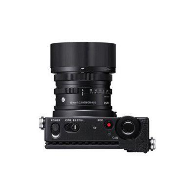 image Appareil photo hybride Sigma Fp + 45mm f/2.8 DG DN