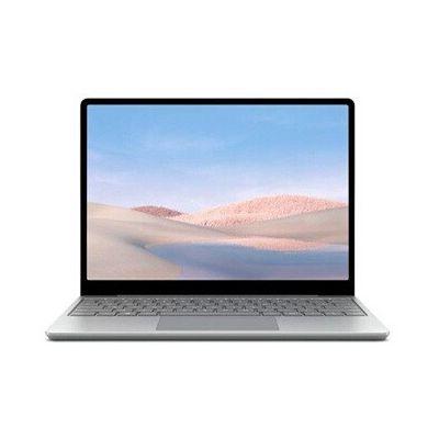 """image Microsoft Surface Laptop Go (Windows 10, écran tactile 12,45"""", Intel Core i5, 8 Go RAM, 256 Go SSD, Platine, clavier français)"""