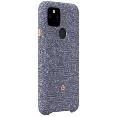image Google Coque Pixel 5 - Confettis Bleus