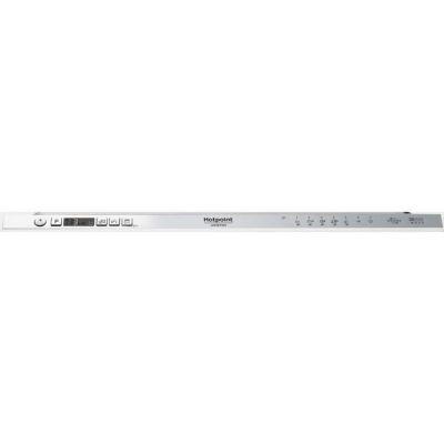 image HOTPOINT HI5030W - Lave vaisselle tout intégrable, 60cm, 43dB, 9.5L, A+++