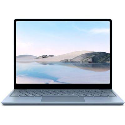 """image Microsoft Surface Laptop Go (Windows 10, écran tactile 12,45"""", Intel Core i5, 8 Go RAM, 256 Go SSD, Bleu Glacier, clavier français) L'ordinateur portable Surface le plus léger"""
