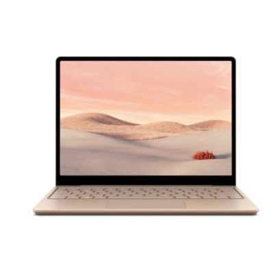 """image Microsoft Surface Laptop Go (Windows 10, écran tactile 12,45"""", Intel Core i5, 8 Go RAM, 256 Go SSD, Sable, clavier français) L'ordinateur portable Surface le plus léger"""