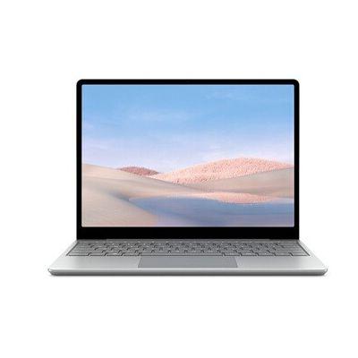 """image Microsoft Surface Laptop Go (Windows 10, écran tactile 12,45"""", Intel Core i5, 4 Go RAM, 64 Go eMMC, Platine, clavier FR)"""