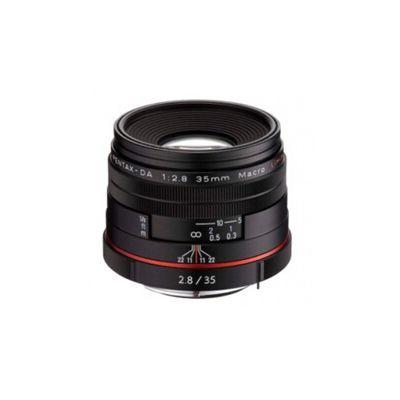 image Objectif à Focale fixe Pentax HD DA 35mm f/2.8 Macro Limited NOIR