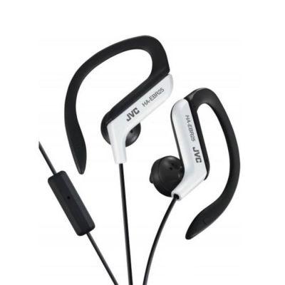 image produit JVC hA-eBR25 e-Sport-écouteurs avec télécommande et Microphone Blanc - livrable en France