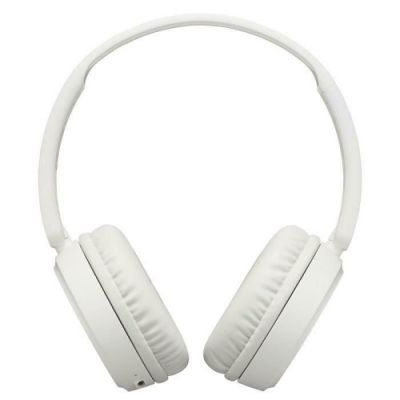 image JVC HAS35BTWU Deep Bass Bluetooth On Ear Headphones│Voice-Assistant│White