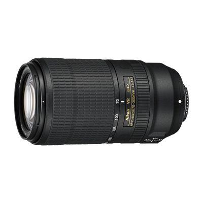 image Objectif zoom Nikon AF-P 70-300mm f/4.5-5.6 ED VR