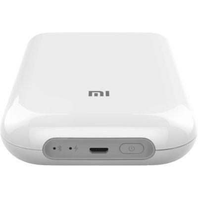 image Xiaomi Imprimante Photo Portable 300 dpi Pocket Mini AR Imprimante d'image avec DIY Share 500 mAh Imprimante d'image Zinc Imprimante Papier TEJ4018GL