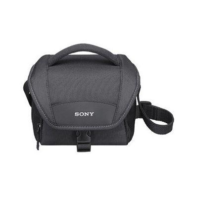 image Sony LCS-U11 Housse de Transport Souple pour Caméscope Alpha et Appareil Photo Nex