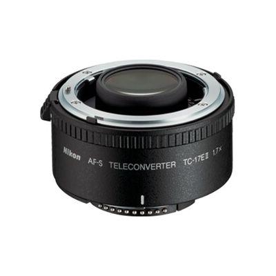 image Objectif à Focale fixe Nikon TELECONVERTISSEUR AF-S TC-17 E II