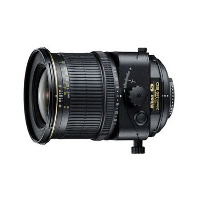 image Objectif à Focale fixe Nikon PC-E 24MM F/3.5 D ED