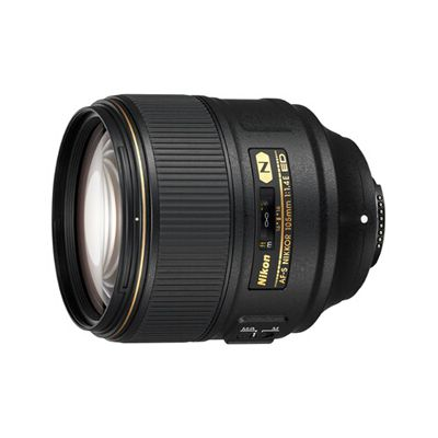 image Objectif à Focale fixe Nikon AF-S 105mm f/1.4 E ED