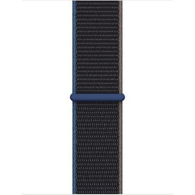 image Apple Watch Boucle Sport Charbon (40mm)