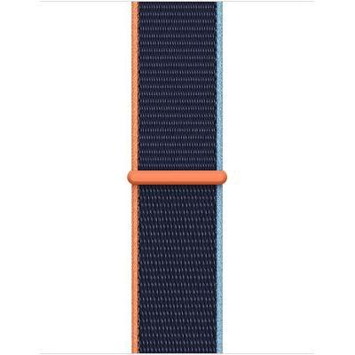 image Apple Watch Boucle Sport Marine intense (40mm)