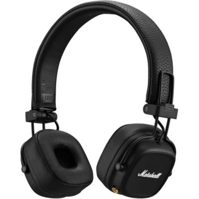image Marshall Major IV Casque Audio Bluetooth - Noir One Size