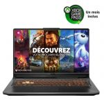 "image produit PC Portable gaming 17"" Asus A17-TUF706IU-H7282T - Full HD 120 Hz, Ryzen 5 4600H, RAM 8 Go, SSD 512 Go, GTX 1660 Ti 6 Go, Windows 10"