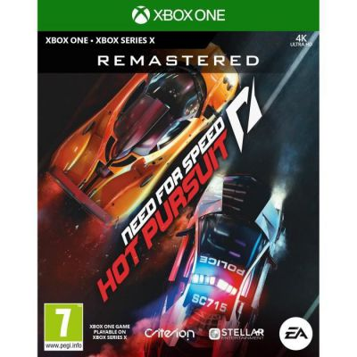 image Jeu Need For Speed Hot Pursuit Remastered  sur Xbox One