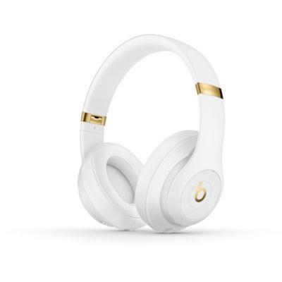 image Beats Studio3 Casque sans Fil avec réduction du Bruit active - Puce Apple W1, Bluetooth  - Blanc