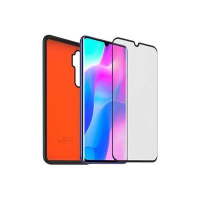 image Pack Coque TPU, Verre trempé Xiaomi NOTE10 Lite N