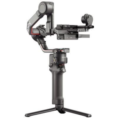 image DJI RS 2 Pro Combo - Stabilisateur Gimbal 3 Axes pour Caméras Sans Miroir et DSLR, Nikon Sony Panasonic Canon Fujifilm, Ronin S, Charge 4,5kg, Système de Mise au Point, Trasmetteur d'Images - Noir