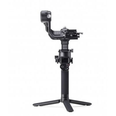 image DJI RSC 2 - Stabilisateur Gimbal 3 Axes pour Caméras Sans Miroir et DSLR, Nikon Sony Panasonic Canon Fujifilm, Ronin SC, Charge Utile 3 kg, Prise de Vue Verticale, Écran Tactile - Noir