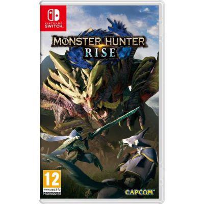 image Monster Hunter Rise Edition Collector + Pass d'Extension - Code de Téléchargement pour Nintendo