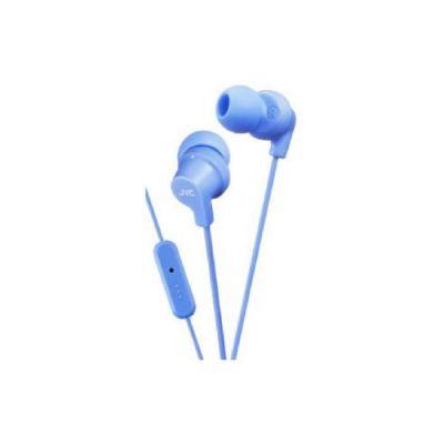 image JVC HA-FR15-LA-E Ecouteur intra-auriculaire pour iPhone Bleu