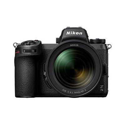 image Appareil photo hybride Nikon HYBRIDE NIKON Z7II+Z24-70mm f/4