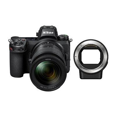 image Appareil photo hybride Nikon HYBRIDE NIKON Z 7II+Z24-70mm f/4 S+BAGUE ADAPTATION FTZ