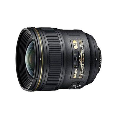 image Objectif à Focale fixe Nikon AF-S 24mm f/1,4 G ED
