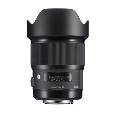 image Objectif à Focale fixe Sigma 20mm f/1,4 DG HSM pour NIKON