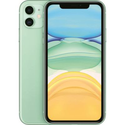 image Apple iPhone 11 (64Go) - Vert