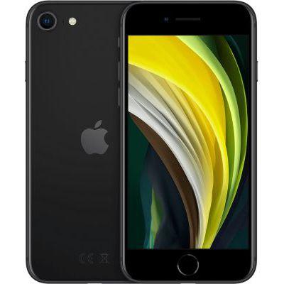image Apple iPhone SE (128Go) - Noir