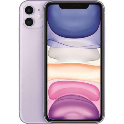 image Apple iPhone 11 (128Go) - Mauve