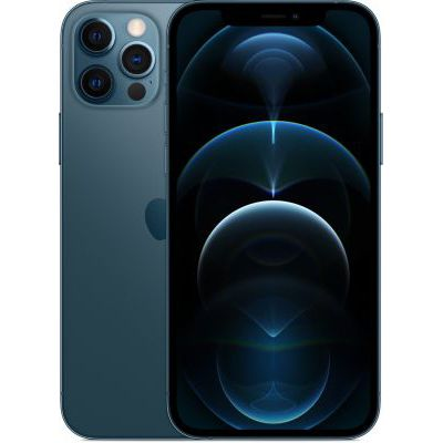 image Apple iPhone 12 Pro (128 Go) Bleu Pacifique - 5G