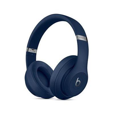 image Beats Studio3 Casque sans Fil avec réduction du Bruit active - Puce Apple W1, Bluetooth - Bleu