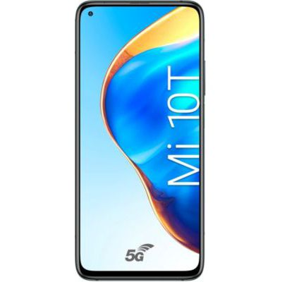 image Smartphone Xiaomi Mi 10T 128Go Noir (5G)