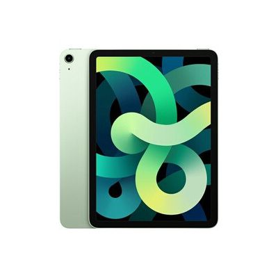 image Apple iPad Air (10,9 Pouces, Wi-FI + Cellular, 64 Go) - Argent (2020, 4ᵉ génération)