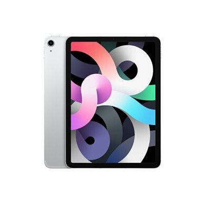 image Apple iPadAir (10,9 Pouces, Wi-FI + Cellular, 64 Go) - Argent (2020, 4ᵉgénération)
