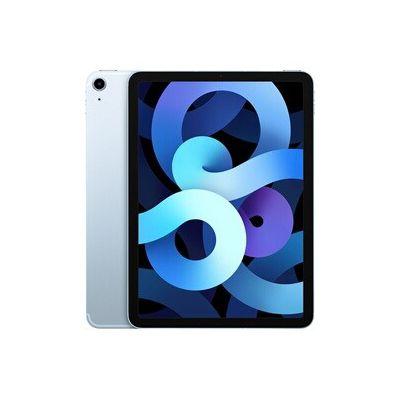 image Apple iPadAir (10,9 Pouces, Wi-FI + Cellular, 64 Go) - Ciel (2020, 4ᵉgénération)