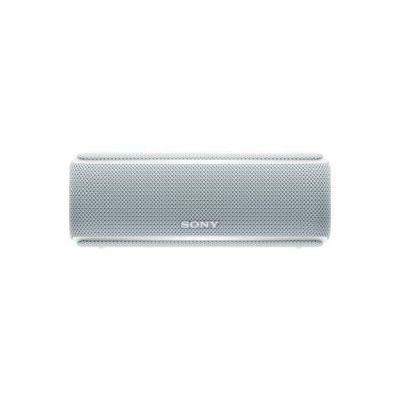 image Sony SRS-XB21 Enceinte portable sans fil Bluetooth Waterproof avec effet lumineux - Blanc