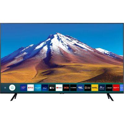 image SAMSUNG 55TU7022 TV LED 4K UHD - 55 pouces - HDR +10 - Dolby Digital Plus - Smart TV - HDMI/USB - Classe A +
