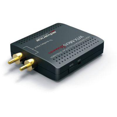 image Advance Acoustic WTX MicroStream Lecteur réseau Audio 24/96 Anthracite