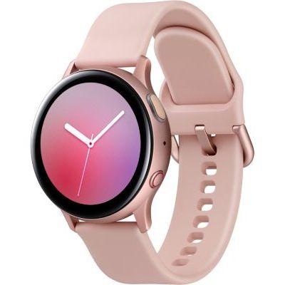 image Samsung - Galaxy Watch Active2 Version Aluminium 4G - Rose Velours SM-R835FZDAXEF