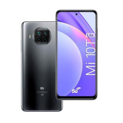 image Smartphone Xiaomi Mi 10T Lite 128Go Gris (5G)