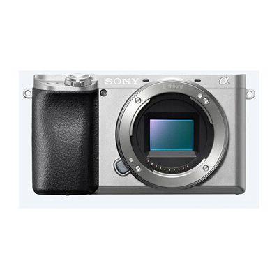 image Appareil photo hybride Sony A 6100 SILVER
