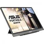 """image produit ASUS Zenscreen MB16ACE - Ecran PC portable 15.6"""" FHD - Télétravail ou gaming - Alimentation et affichage via USB-C ou USB-A - Dalle IPS - 1920x1080 - 220cd/m² - Flicker Free - livrable en France"""