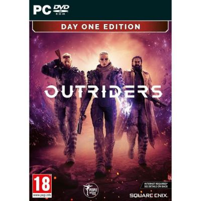image Jeu OUTRIDERS EDITION DAY ONE sur PC